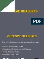 Outcome Measure