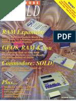 Commodore World Issue 08