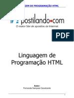 Linguagem de programação HTML - Apostilando