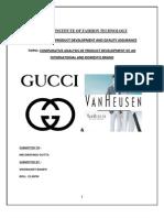 gucci brand report