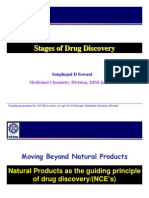 Stages Drug Discovery