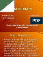 Brain Drain Ppt 1