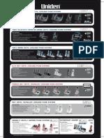 Uniden Tech Sheet 2010 Final LR