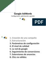 Google Engage AdWords Seminar