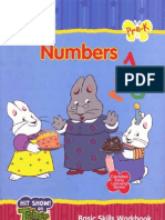 Max.and.Ruby Numbers Basic.skills.workbook Pre-K
