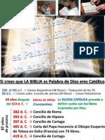 BIBLIA, TRADICIÓN, INTERPRETACIÓN DE LA PALABRA DE DIOS