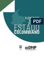Elementos Basicos Sobre El Estado Colombiano Dnp 2010[1]