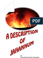 A Description of Jahannum (Hell)