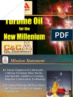Turbine Oil Presentation