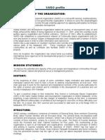 Sadda Welfare and Developemt Organization Dargai Malakand KP Pakistan
