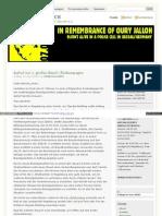 Demo Gegen Nazis Und Verfassungsschutz - Oury Jalloh, Das War Mord - Initiativeouryjalloh_wordpress_com