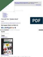 Die zehn wichtigsten Informationen über Neonazis - www.netz-gegen-nazis.de - graue-woelfe