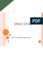 Drug Study PNPGH