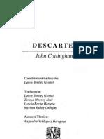 Cottingham - Descartes (OCR)