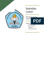 Statistika Lanjut