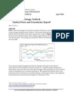 EIA Short‐Term Energy Outlook. apr12_uncertainty