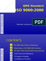 Iso 9000 Lecture