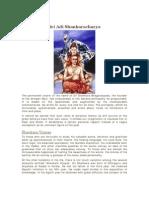 Sri Shankara Digvijayam