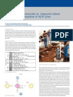 Iss23 Art1 - Computed vs. Measured Response of ACIP Piles