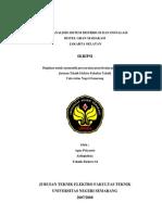 Studi Analisis Sistem Distribusi Dan Instalasi Hotel Gran Mahakam ...