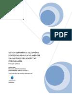 Sistem Informasi Keuangan-weberp-rika & Arthur