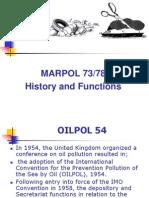 Marpol (History & Functions)