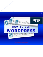 Rodel_Traquena_How to Use WordPress