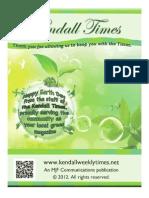 April Kendall Times