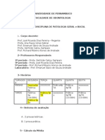 Normas Gerais Da Patologia 2012 1