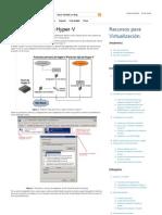 Redes Virtuales Con Hyper-V