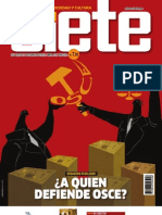 Semanario Siete- Edición 22