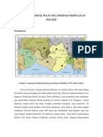 Geologi Regional Pulau Sulawesi Dan Kepulauan Maluku