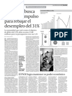 La Economía andaluza en cifras