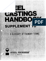 A Glossary of Foundry Terms