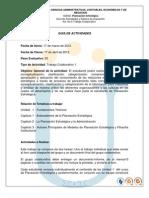 Guia de Actividades y Rubrica de Evaluacion - Trabajo 1 2012 1