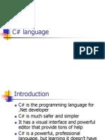 2. C Language Review