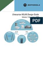 Motorola Enterprise WLAN Design Guide (Part No. 72E-117460-01 Rev. a)