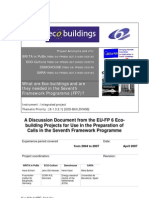 Eco Buildings Fp 7