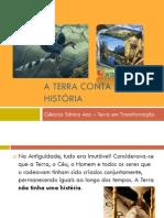 O Estudo Dos Fósseis - Introdução