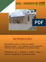 Património Local-convento de Jesus