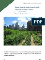 Agricoltura Urbana - Vivere in Modo Ecosostenibile