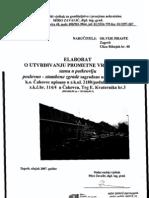 PRIMJER-ELABORAT - PROCJENA - ETAŽIRANJE