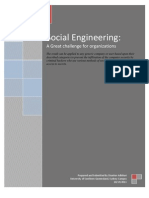 Case Study on Social Engineerin