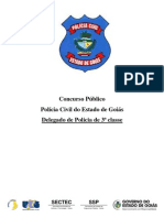 EDITAL Delegado PoliciaCivil