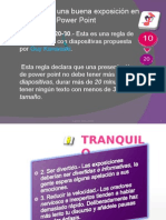 Ideas Para Realizar Una PresentaciÓn en Power Point