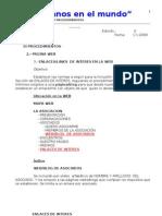 081213 Procedimiento Enlaces en La Web1-1.2009