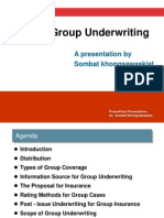 03 Group Underwriting
