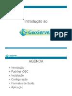 Quickstart GeoServer BR