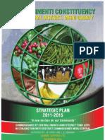 Central Imenti Strategic Plan 2011-2015. Authored by Juster Miriti and L.N Mwaniki
