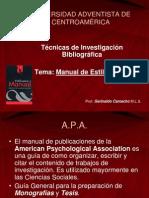 Guía APA 6ta edición
